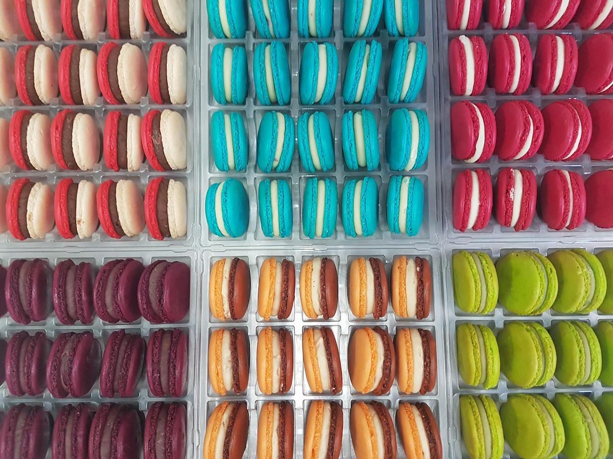Macaron als cadeau | Laaker Boere Ies Ohé en Laak
