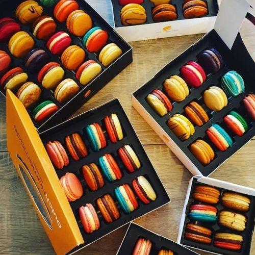Gebak & Macarons
