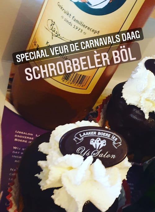 Schrobbelèr Boere Bol